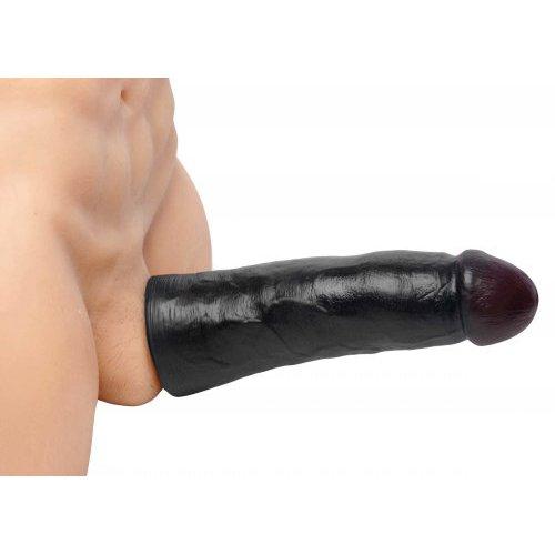 manșon penis cu dublă penetrare)